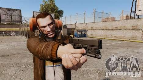 Пистолет Glock 20 для GTA 4 второй скриншот
