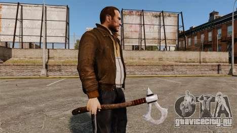 Томагавк для GTA 4 третий скриншот