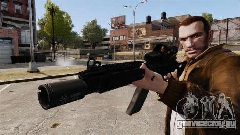 FN FAL DSA для GTA 4 четвёртый скриншот