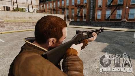 Тактический дробовик Fabarm SDASS Pro Forces v1 для GTA 4 второй скриншот