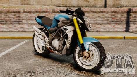 MV Agusta Brutale v2 для GTA 4
