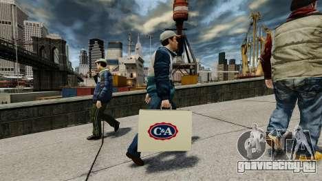 Пакет C&A для GTA 4