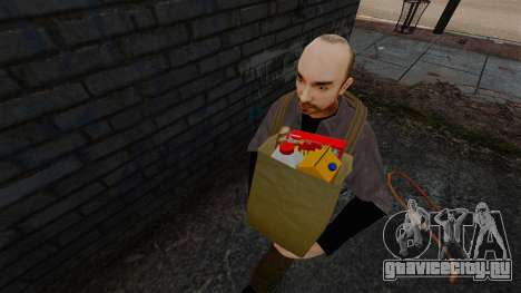 Новые продукты питания для GTA 4 второй скриншот