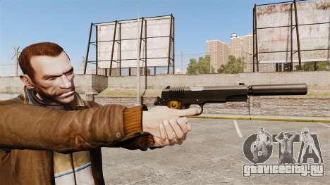 Пистолет Colt 1911 v1 для GTA 4
