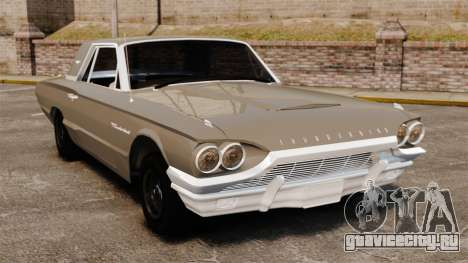 Ford Thunderbird 1964 для GTA 4