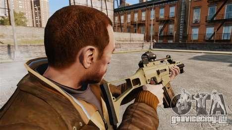 HK G36c для GTA 4 второй скриншот