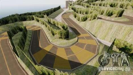 Новая локация Hakone для GTA 4 пятый скриншот
