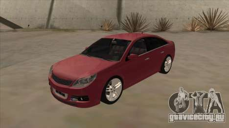 Opel Vectra C Irmscher для GTA San Andreas