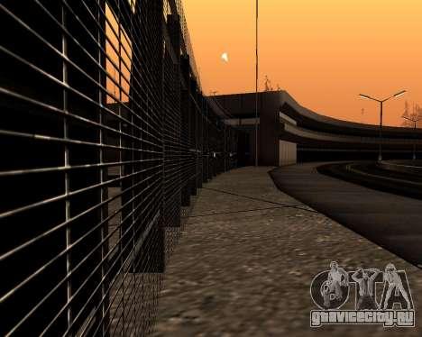 Satanic Colormode для GTA San Andreas третий скриншот