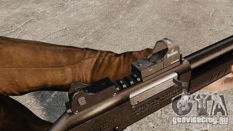Тактический дробовик Fabarm SDASS Pro Forces v4 для GTA 4 четвёртый скриншот