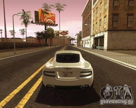 ENB for low PC v2 для GTA San Andreas
