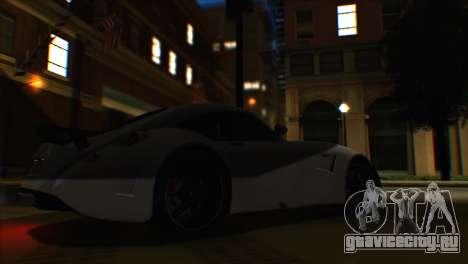 ENBSeries by egor585 V2 для GTA San Andreas пятый скриншот