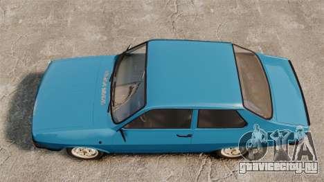 Dacia 1310 Sport v1.2 для GTA 4 вид справа