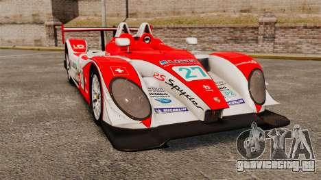 Porsche RS Spyder Evo для GTA 4