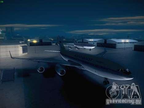 Real Airport 1.0 для GTA San Andreas второй скриншот