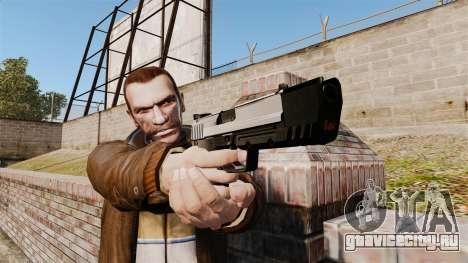Самозарядный пистолет H&K USP v6 для GTA 4 третий скриншот