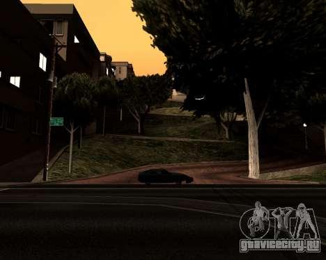 Satanic Colormode для GTA San Andreas четвёртый скриншот