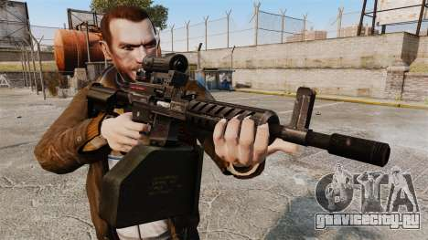 Ares Shrike для GTA 4 третий скриншот