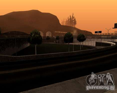 Satanic Colormode для GTA San Andreas второй скриншот