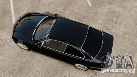 BMW M3 Coupe E46 для GTA 4 вид справа