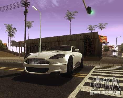 ENB for low PC v2 для GTA San Andreas второй скриншот