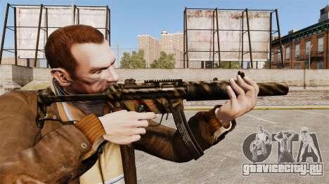 Пистолет-пулемёт MP5SD v8 для GTA 4