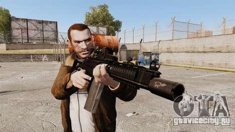 FN FAL DSA для GTA 4 второй скриншот