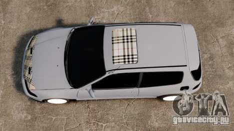 Honda Civic Gtaciyiz для GTA 4 вид справа