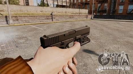 Пистолет Glock 20 для GTA 4 третий скриншот