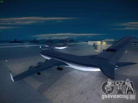 Real Airport 1.0 для GTA San Andreas третий скриншот