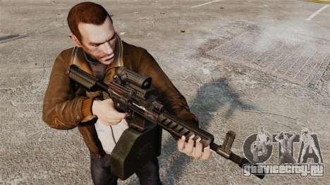 Ares Shrike для GTA 4 четвёртый скриншот