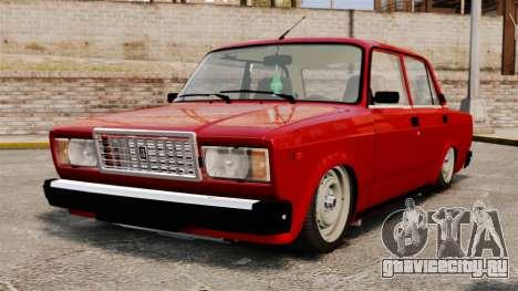 ВАЗ-2107 для GTA 4
