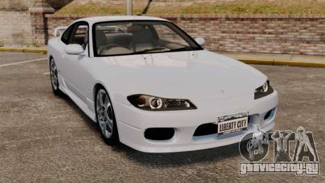 Nissan Silvia S15 v1 для GTA 4