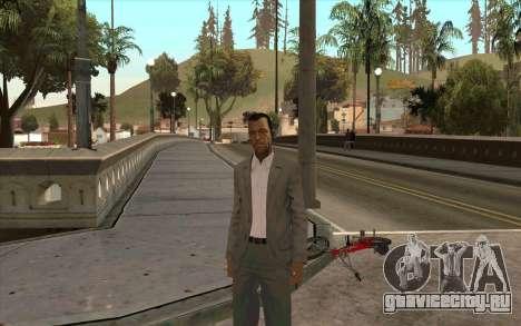 Скин Майкла из GTA V для GTA San Andreas четвёртый скриншот