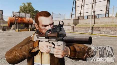 Бельгийский пистолет-пулемёт FN P90 v3 для GTA 4 третий скриншот