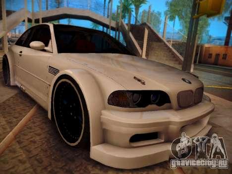 BMW M3 E46 Tuning для GTA San Andreas