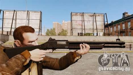 Тактический дробовик Fabarm SDASS Pro Forces v1 для GTA 4