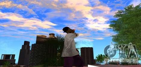 ENB Graphic Mod для GTA San Andreas третий скриншот