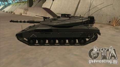 Merkava IV для GTA San Andreas