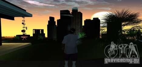 ENB Graphic Mod для GTA San Andreas второй скриншот