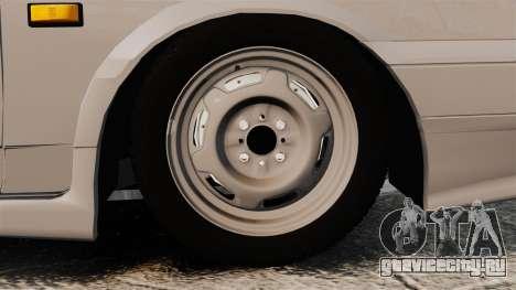 ВАЗ-2114 Бункер для GTA 4 вид сзади