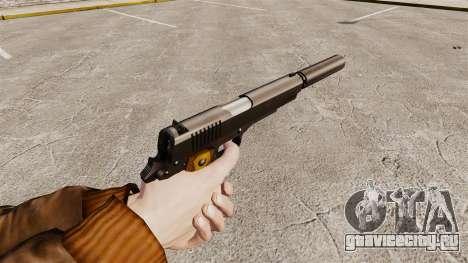 Пистолет Colt 1911 v1 для GTA 4 второй скриншот