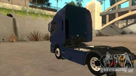 Iveco Stralis HI-WAY для GTA San Andreas