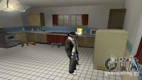 Full Weapon Pack для GTA San Andreas второй скриншот