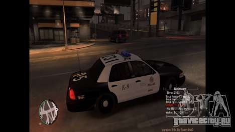 Police Pursuit Mod 7.5d для GTA 4