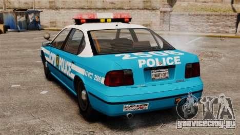 LCPD Police Patrol для GTA 4