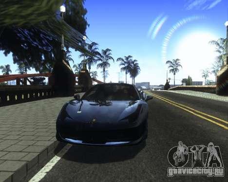 ENB for low PC v2 для GTA San Andreas шестой скриншот