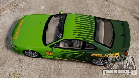 Nissan Silvia S15 v3 для GTA 4