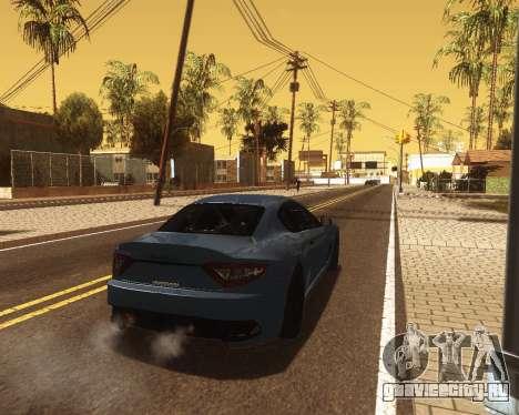 ENB for low PC v2 для GTA San Andreas пятый скриншот