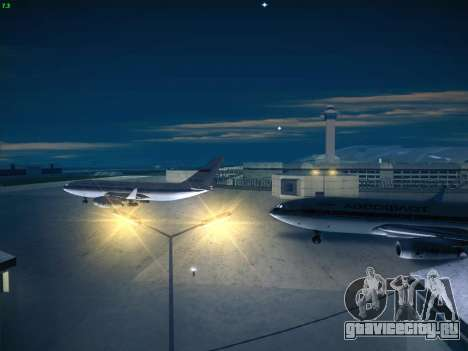 Real Airport 1.0 для GTA San Andreas четвёртый скриншот